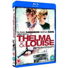 Thelma and Louise [Blu-ray] [1991]